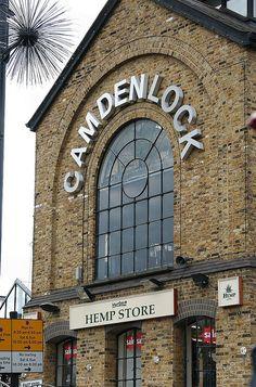 Camden Lock Markets, Camden Town, London