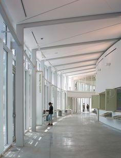 Gallery - Brooklyn Botanic Garden Visitor Center / Weiss / Manfredi - 10