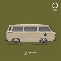 Volkswagen T1, Vw T3 Camper, Vw Bus T3, Car Vector, Vector Art, Bus Art, Van Wall, Flat Design Illustration, Women In History