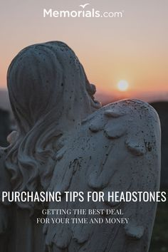 We make the process of purchasing a headstone as easy as possible. Use these purchasing tips to ensure you're getting the best deal for your time and money. Visit memorials.com to learn more.