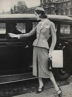 Chanel Archives 1955