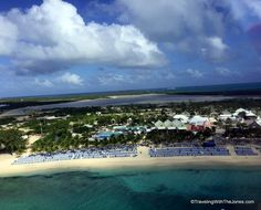 view from the ship, Grand Turk Cruise Center, Grand Turk Island, Turks & Caicos