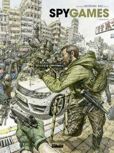Découvrez SpyGames, tome 1 : Dissidents, de Jean-David  Morvan,Kim Jung-gi sur Booknode, la communauté du livre