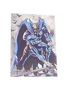 1996 DARK CLAW MARVEL VS DC AMALGAM PREVIEW PROMO CARD WOLVERINE BATMAN!! for USD1.99 #Collectibles #Trading #Cards #WOLVERINE Like the 1996 DARK CLAW MARVEL VS DC AMALGAM PREVIEW PROMO CARD WOLVERINE BATMAN!!? Get it at USD1.99!