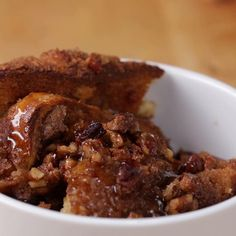 Overnight Praline French Toast Recipe by Tasty