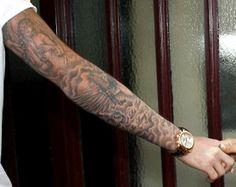 Tattoo Designs: sleeve tattoos designs gallery
