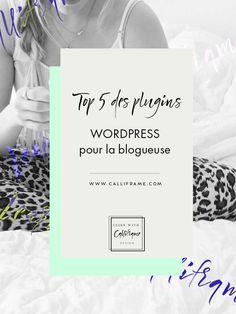 Une petite sélection des plugins que toute blogueuse devrait connaître.