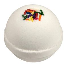 Absolutely delicious, smells like lemon pound cake! This bath bomb is a perfect gift for kids as they love the scent of birthday cake. A touch of sprinkles adds to the fun! Perfect for Birthday party favors for kids and teens. Bulk Bath Bombs, Fizzy Bath Bombs, Pear Fruit, Clean Fragrance, Apple Harvest, Peppermint Leaves, Best Oatmeal, Coconut Cream