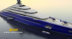 The boat will be marketed through yacht-brokers 4yacht , based in Fort Lauderdale, Florida