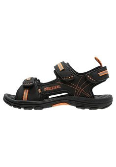c564bc7b6ae71b Kappa KORFU - Walking sandals - black orange for £29.99 (13 12. Zalando Shop