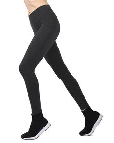 The name says it all: Comfort. And our Memoi Cotton Leggings will keep your legs feeling splendid all day long. Practical as they are stylish, with a large variety of colors to choose from you'll want to own them all. Summerweight leggings Mid-rise / Elastic comfort waistband Available in a variety of colors / Machine washable 95% Cotton, 5% Spandex Women's Hosiery - Premium Capri Leggings Cotton Leggings, Capri Leggings, Hosiery, Black Jeans, Spandex, Legs, Stylish, Colors, Pants