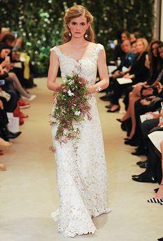Carolina Herrera Spring 2016   NY Bridal Week