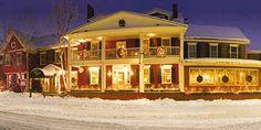 Green Mountain Inn Stowe, Vermont