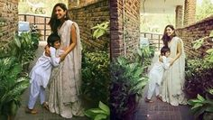 Actress Mahira Khan Siblings Son Latest Family Ceremony Photos