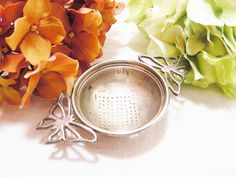 Wouldn't morning tea taste even more wonderful made with this strainer?