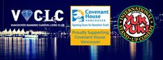 Vancouver Diamond Campus Lions Club is hosting the 3rd Annual Covenant House Vancouver Fundraiser at Yuk Yuk's Comedy Club on Friday March 27th at 9:30pm. Doors open at 9:00 pm, so come out early to grab a drink and a spot. We sold out and reached capacity quick last year! The show will be featuring Brett Martin as MC, with Adam Richmond as headliner.