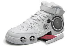 CD Stereo Sneaker