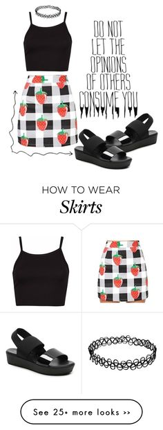 """""""This great skirt!"""" by jennytee on Polyvore"""