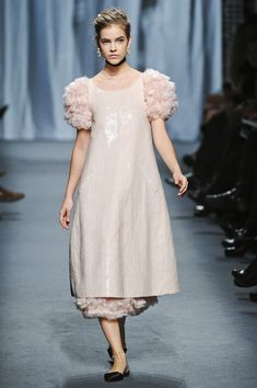 Chanel at Couture Spring 2011 - Runway Photos