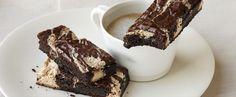 Café Latte Brownies