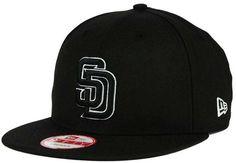 New Era San Diego Padres B-Dub 9FIFTY Snapback Cap