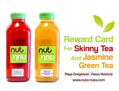 It's hydrating Detox and weight loss time! Did you filled your NutsNuts Reward card? Come and get your Reward now!!! This season Duos are waiting for you: 🔸Weight loss Duo: Green tea & Skinny tea 🍵🍃 🔸Hydrating Detox duo: Green tea & Roseberry Coconut Water 🌿🌷🍋 Fill your card and get any Duo, better yet fill two cards and take both!  Nuts Nuts rewards program is a Nuts Nuts stores exclusive!