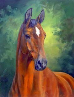 cabezas-de-caballos Art Painting, Animal Art, Animal Drawings, Art Drawings, Horse Painting, Fantastic Art, Art, Animal Paintings, Canvas Painting