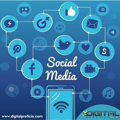 Manage Multiple Social Media Networks, Connect With Customers and Grow Your Brand on Social Media With us. #SMM #SEO #ContentMarketing #PPC #DigitalMarketing #Digitalproficio