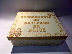Caixa recordações de Batizado - Filomena Magalhães - Álbuns Web Picasa