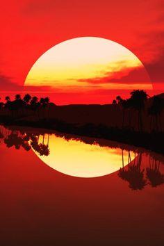 Astonishing Sunrise and Sunset Photos � Part 1  Can we doubt God's presence?