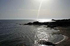 b/n di Punta Braccetto (Sicilia) d'inverno