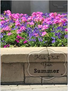 Kick Start Your Summer