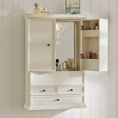 Bathroom Wall Cabinet With Drawers