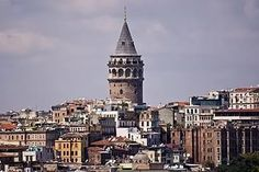 Galata Tower - http://dinnercruisesistanbul.com/galata-tower/