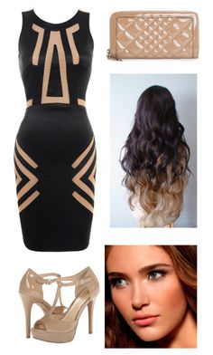 """""""Untitled #148"""" by iloveharrystyles2 ❤ liked on Polyvore featuring Jessica Simpson, MANGO and Blonde + Blonde"""