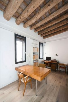 entrepisos loft pinterest lofts and house - Interieur Mit Rustikalen Akzenten Loft Design Bilder