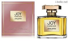New fragrance: Jean Patou Joy Forever