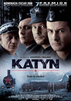 Cinelodeon.com: Katyn.Andrzej Wajda