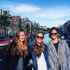 Amsterdam-The beautiful city in Europe.
