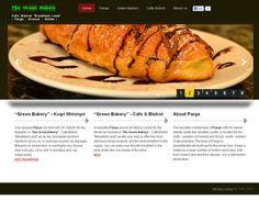 Νέο web site: «The Green Bakery» - www.epirus.com/greenbakery