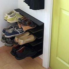Weekend Project - Shoe Rack