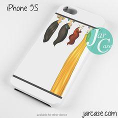 Disney Princess Hanging Phone case for iPhone 4/4s/5/5c/5s/6/6 plus