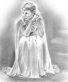 Galadriel (Lo Hobbit) by Skylark6277.deviantart.com on @DeviantArt