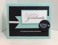Stampin' Fun with Diana, Pure Gumption, Graduation, Card, Stampin' Up, Diana Eichfeld