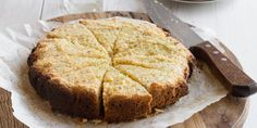 This Poppy Seed Cake is so moist and light. Perfect with a cup of tea!