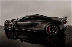 "Hennessy Venom GT - aka ""The Long Lotus"""