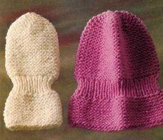 Apskatīt ziņojumu - Inbox as: Mönster / beskrivning: virkad slouchy mössaSpread love with good thoughts, kind words and warm gifts ❤🎁 Mittens Pattern, Knit Mittens, Knitting Socks, Knitted Hats, Crochet Hats, Baby Knitting Patterns, Baby Patterns, Baby Barn, Textiles