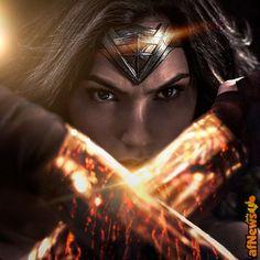 Gal Gadot condivide nuova foto di Wonder Woman - http://www.afnews.info/wordpress/2016/03/19/gal-gadot-condivide-nuova-foto-di-wonder-woman/