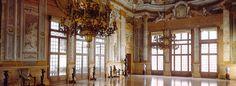 Venezia - Ca' Rezzonico - Sala da Ballo