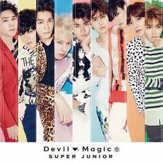 SUPER JUNIOR - Devil Magic (Japanese ver.) Cover.jpg